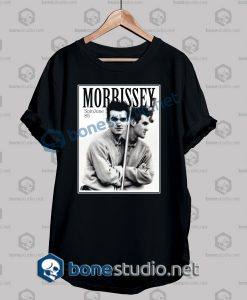 Morrissey Spinjune 85 Band T Shirt