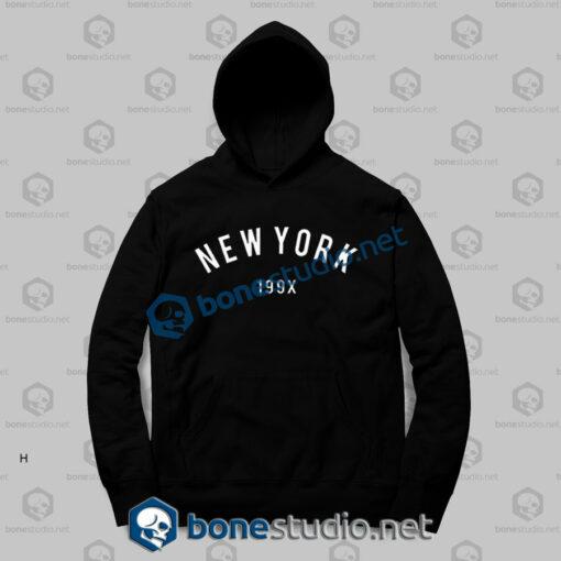 New York 199x Hoodies