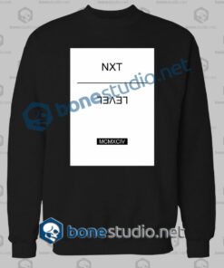 Next Level Mcmxciv Sweatshirt