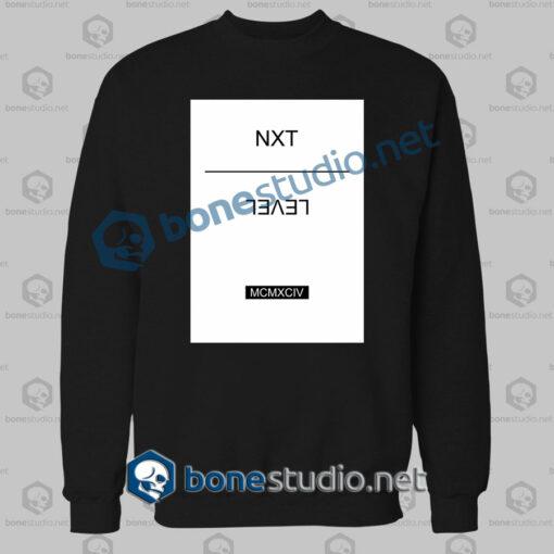 Next Level Mcmxciv Sweatshirt
