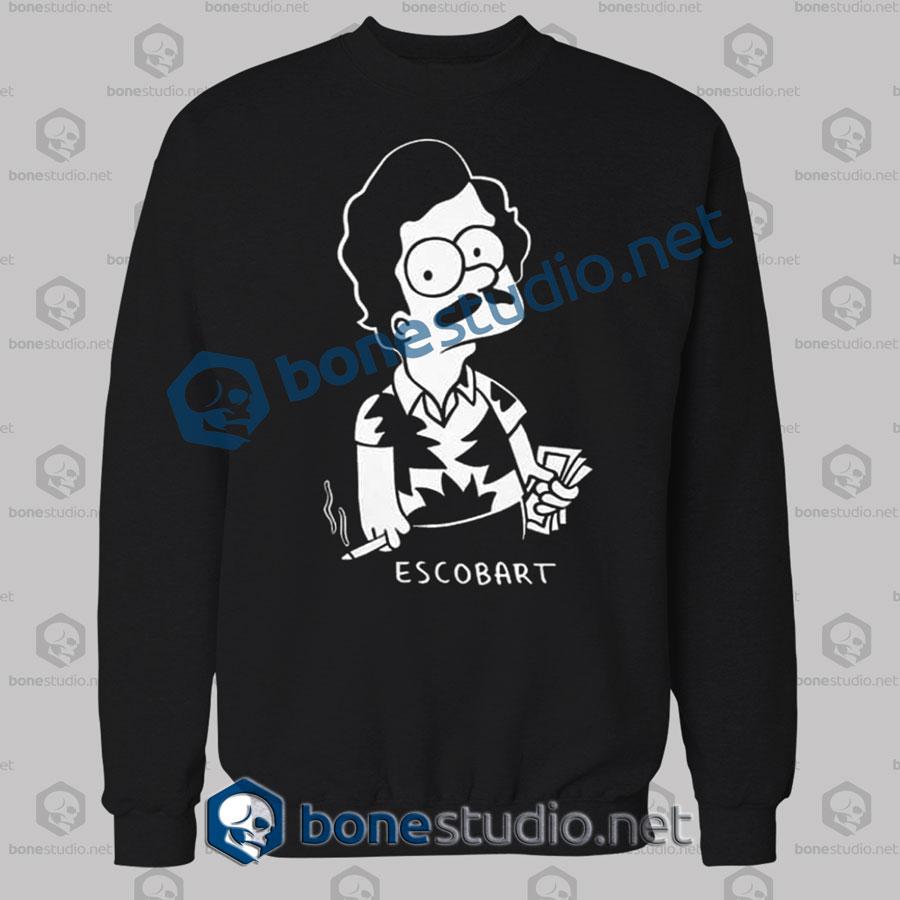 Pablo Escobart Funny Sweatshirt