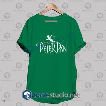 peter pan quote t shirt