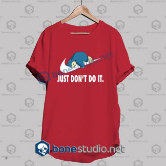 pokemon-snorlax-just-dont-do-it-funny-t-shirt-red