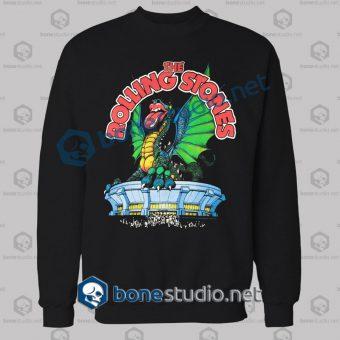Rolling Stones Dragon Band Sweatshirt