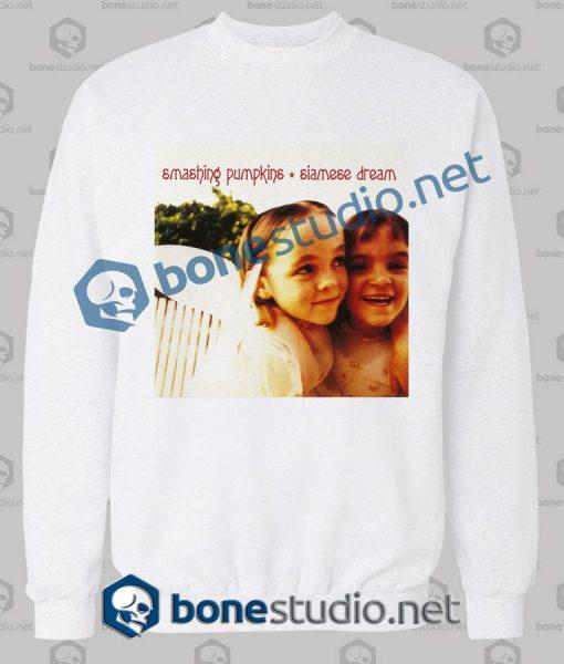 Smashing Pumpkims Siamese Dream Band Sweatshirt