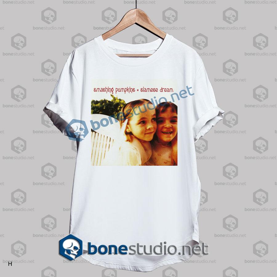 d82f0028 Smashing Pumpkins Siamese Dream Band T Shirt - Bonestudio