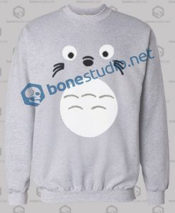 Totoro Cartoon Sweatshirt