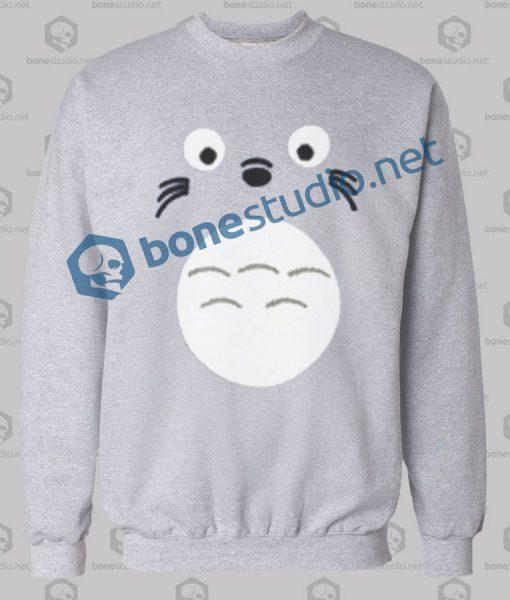Totoro Cartoon Sweatshirt
