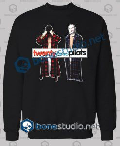 Twenty One Pilots Band Sweatshirt