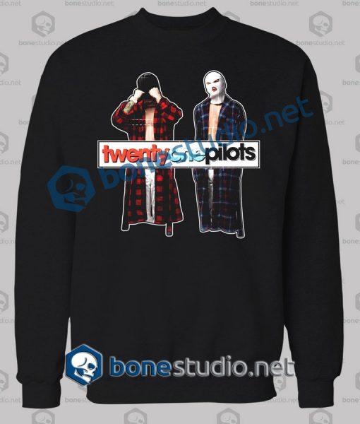 Twenty One Pilots Band Sweatshirt
