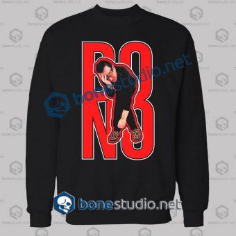 U2 Bono Expression Band Sweatshirt