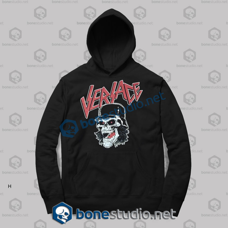 Welcome to Bonestudio, home of the funniest and popular tee's online. Versace Slayer Funny Hoodies is your new tee will be a great gift for him or her.