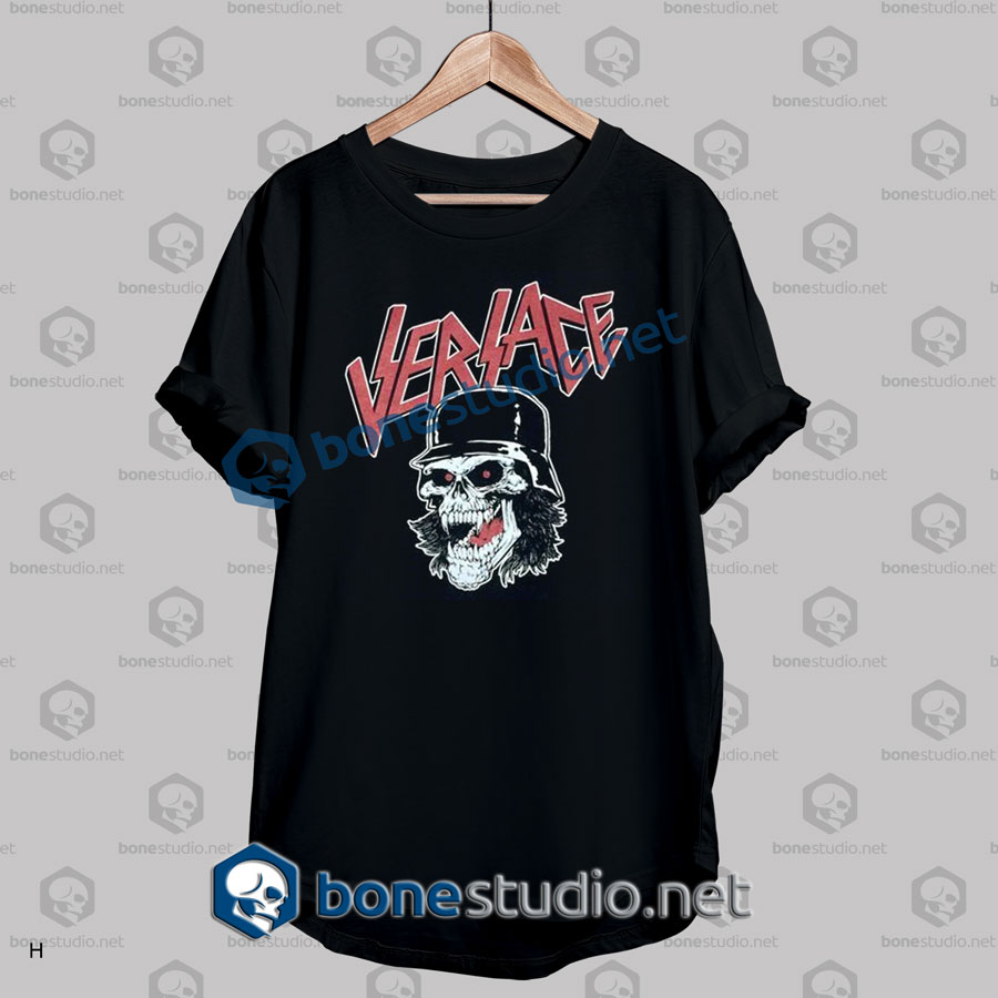 Versace Slayer Funny T Shirt