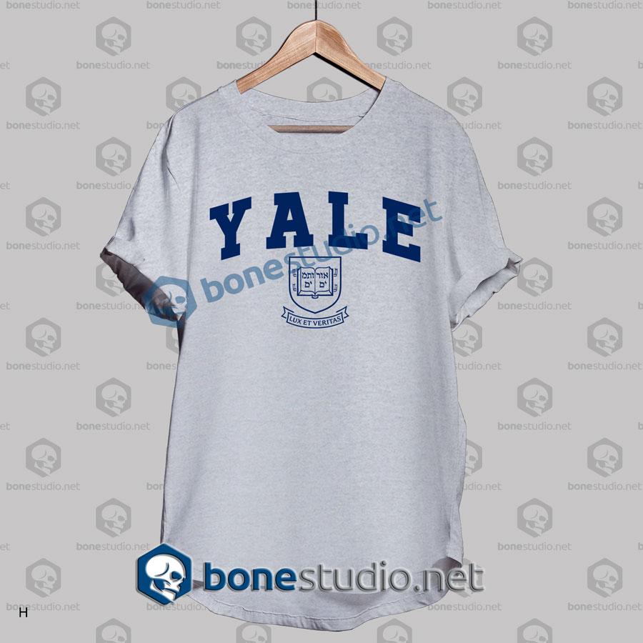 Yale Lux Et Veritas T Shirt