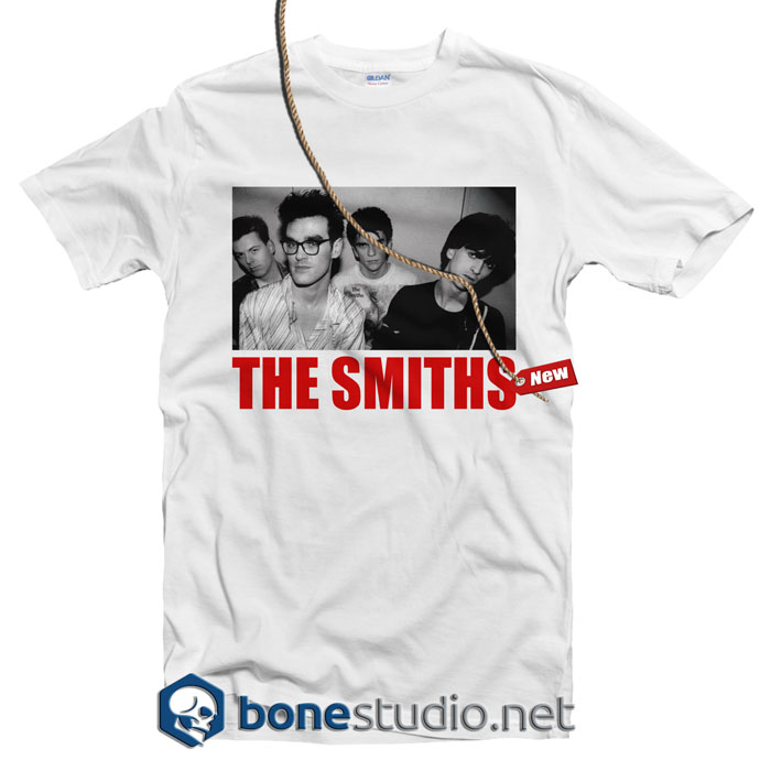 The Smiths 1984 T Shirt