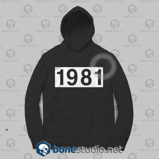 1981 hoodies