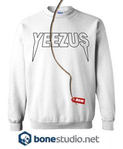 Yeezus Logo Sweatshirt