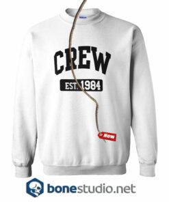 Crew Est 1984 Sweatshirt