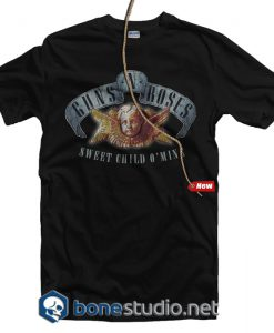 Sweet Child Guns N Roses Band T Shirt