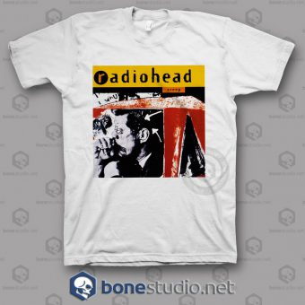 Creep Radiohead Band T Shirt