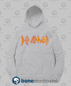 Def Leppard Band Hoodies