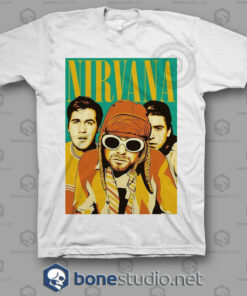 Design Nirvana Band T shirt