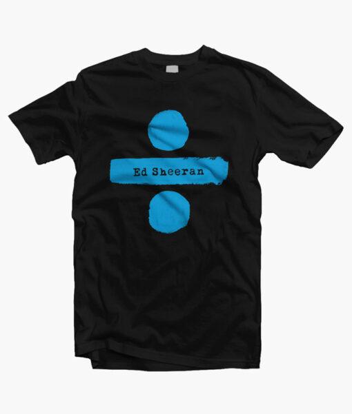 Ed Sheeran Divide Tour T Shirt