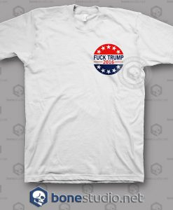 Fuck Donald Trump Chump T Shirt