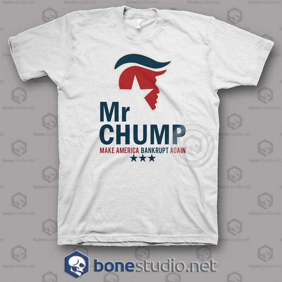 Fuck Trump Bankrupt Again T Shirt