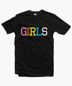 Girls Color T Shirt