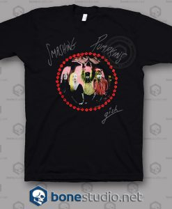 Gish Smashing Pumpkins Band T Shirt