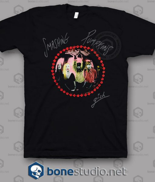 Gish Smashing Pumpkins Band T Shirt