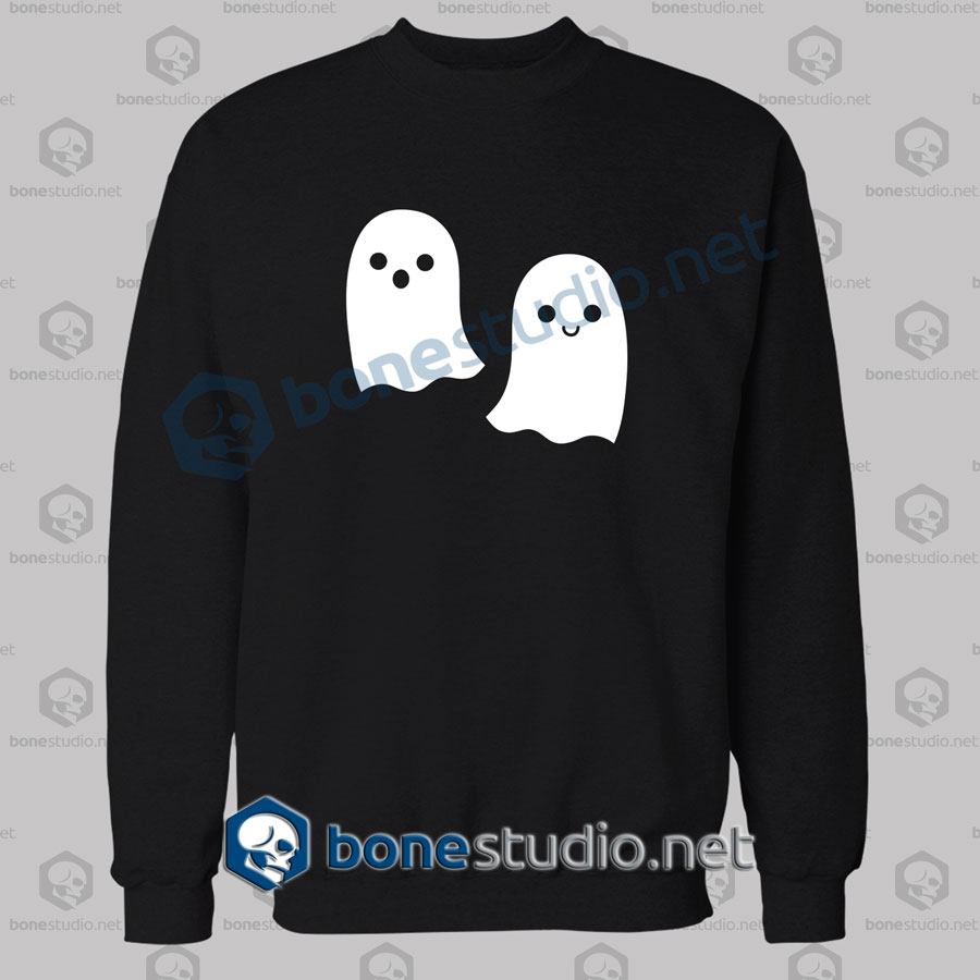 Halloween Boo Boo Boo Funny Quote Sweatshirt