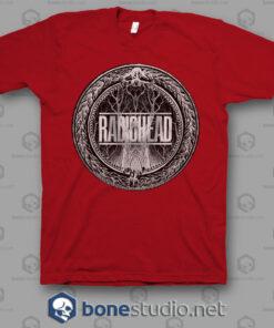 King Of Limbs Radiohead Band T Shirt