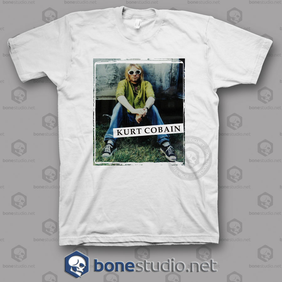 Kurt Cobain Quotes Nirvana Band T Shirt