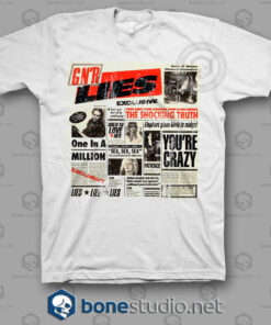 Lies Guns N Roses Band T Shirt