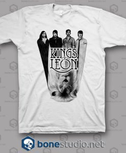 Lion Kings Of Lion Band T Shirt
