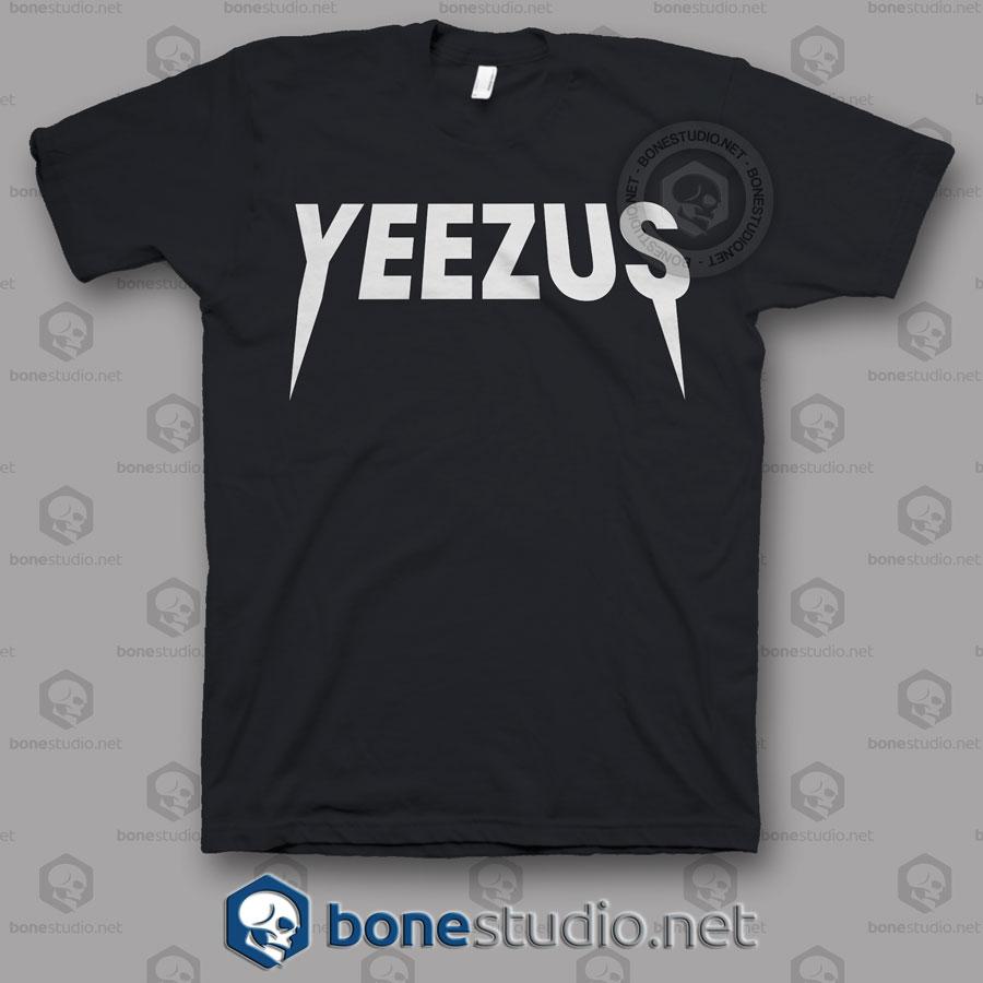 Logo Yeezus T Shirt
