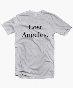 Lost Angeles T Shirt sport grey