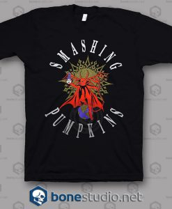 Mission To Mars Smashing Pumpkins T Shirt