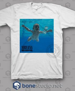 Nevermind Nirvana Band T Shirt