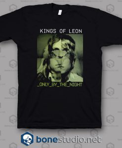 Only By Kings Of Leon Band T Shirt