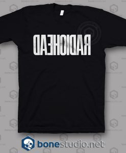 Retro Radiohead Band T Shirt