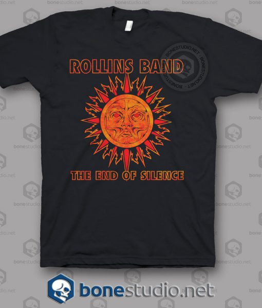 Rollins Band T Shirt