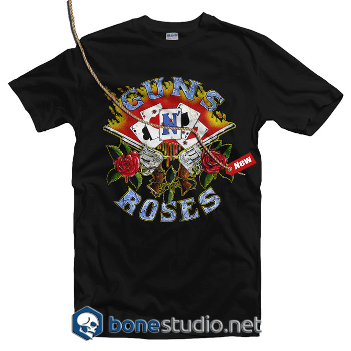 Guns N Roses Band T Shirts