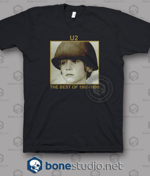 The Best Of U2 Band T Shirt