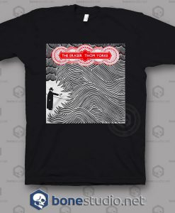 The Eraser Thom Yorke Radiohead Band T Shirt