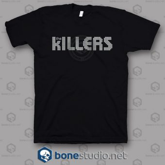 The Killers Band T Shirt