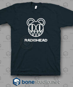 Waste Radiohead Band T Shirt