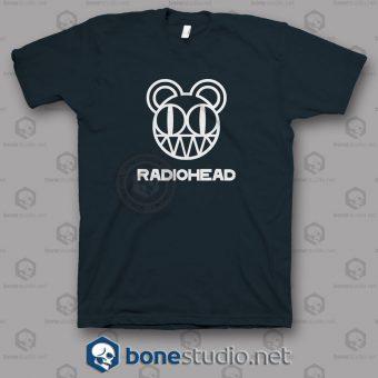 Waste Radiohead Band T Shirt